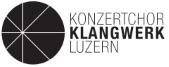 Konzertchor KLANGWERK Luzern Logo
